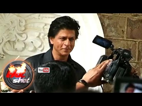 Rayakan Idul Fitri, Shahrukh Khan Gelar Open House - Hot Shot 08 Juli 2016
