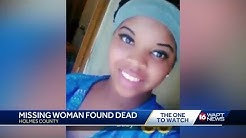 Missing pregnant woman found dead, sheriff says