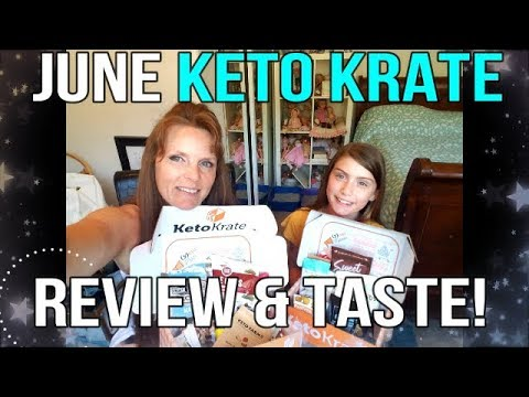 keto-krate-unboxing-june-2019-|-review,-taste,-coupons-|-kid-approved!