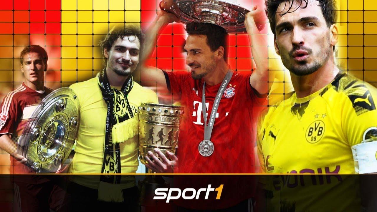 Warum der Hummels-Deal den Bayern die Meisterschaft kosten könnte | SPORT1 - TRANSFERMARKT-SHOW