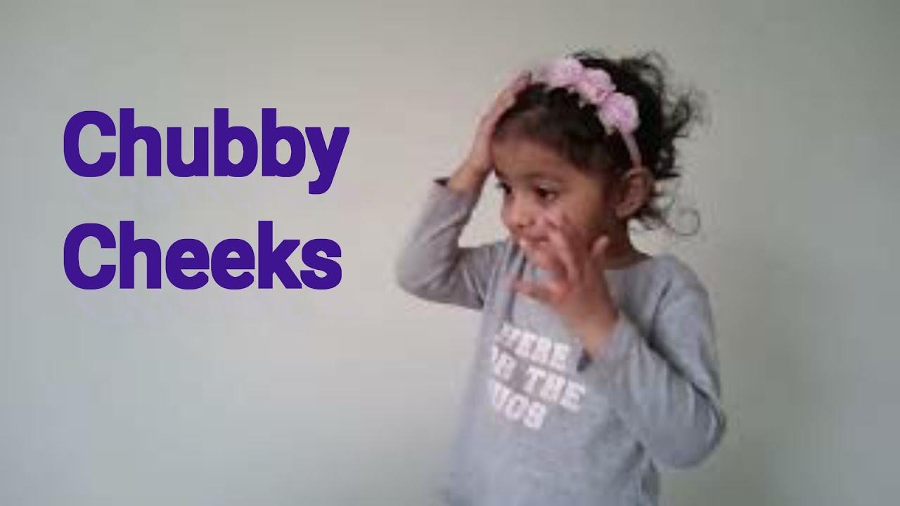 Chubby Cheeks Dimple Chin Sisters || Kids Rhymes || Nursery Rhymes for Kids