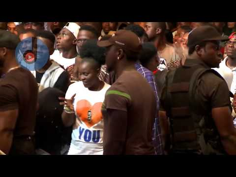 REEKADO BANKS LIVE PERFORMANCE   GloMega Music Lagos 2017