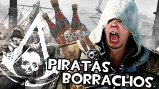 PIRATAS, MUCHO RON Y ABORDAJES | Assassins Creed IV