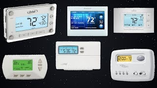 """best programmable thermostat"" 