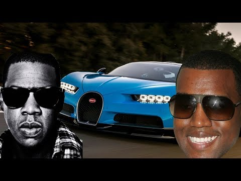 Jay Z Cars Vs Kanye West Cars - Best Celeb Car Collection
