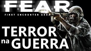 F.E.A.R. (Detonado - Parte 14) - Sustos na Guerra