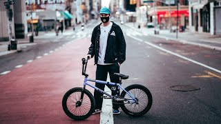 Building My Favorite BMX Bike and Testing it in NYC