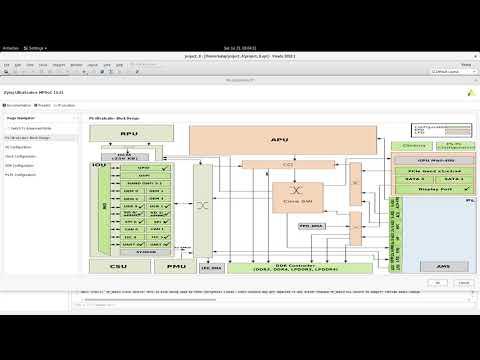 Xilinx Avnet Ultra96 Blinky Demo using Verilog HDL   Guide - YouTube