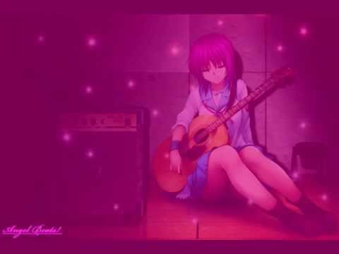 My song- Angel beats lyrics with translations