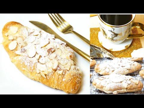 almond-croissants-•-tasty-&-easy-recipe-!!
