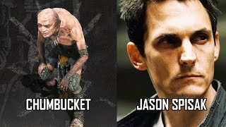 Characters and Voice Actors - Mad Max