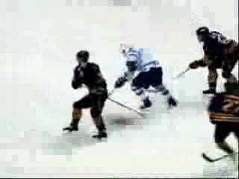 "Joe Bowen Carolina Maple Leafs ""Most Important"" Mo..."