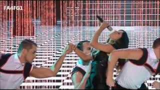 Samantha Jade: Scream - The X Factor Australia 2012 - Live Show 6, TOP 7