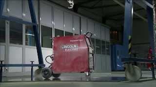 Испытание оборудования Lincoln Electric(На данном видео представлены испытания и тестирование оборудования Lincoln в тяжелых условиях. На видео предс..., 2013-09-17T12:58:41.000Z)
