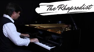The Rhapsodist - Amazing Piano Solo - David Hicken