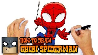 How to Draw Spider-Man | Marvel Comics