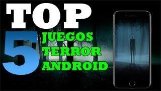 Top 5 Juegos de Terror Android | ESPECIAL HALLOWEEN | TheTutosDown