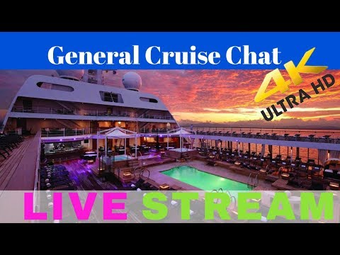 ((( REPLAY ))) LIVE : Hot Topics + General Cruise Chat [Ep25] ((( REPLAY )))