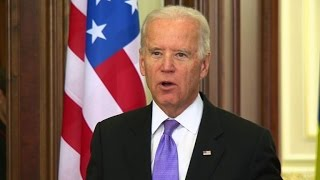 "Ukraine: agression russe ""inacceptable"", dit Biden"