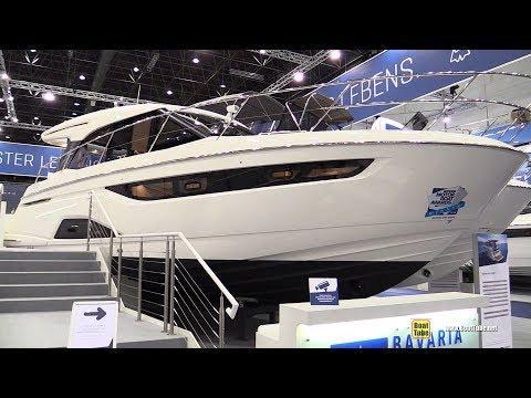 2018 Bavaria R40 Coupe Motor Yacht - Walkaround - 2018 Boot Dusseldorf Boat Show