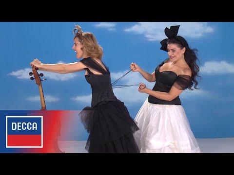 Dolce Duello - Behind the Scenes with Cecilia Bartoli & Sol Gabetta!
