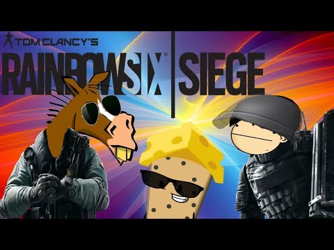 Non-Sense and a Bunch of What Not - Rainbow Six Siege