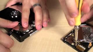 Pitva: pevné disky a SSD