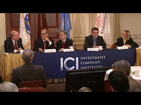 """Panel 3: What Would """"Prudential Supervision"""" Mean for Asset Managers and Markets?"""