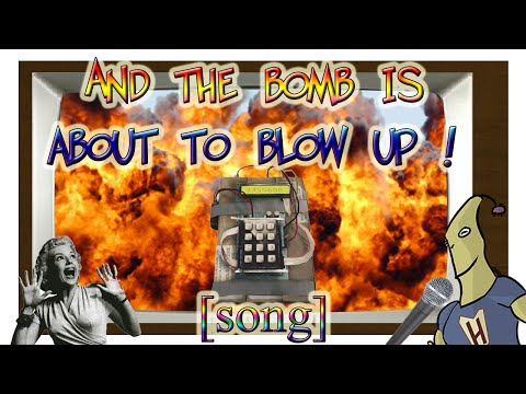 CS:GO  The bomb is about to blow up SONG ♪