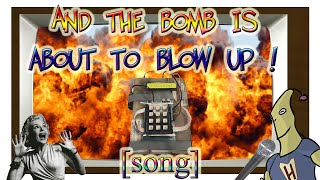 CS:GO - The bomb is about to blow up [SONG] ♪