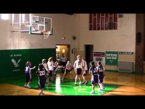 Judah Basketball Game @ Wee Folk School in Decatur, IL