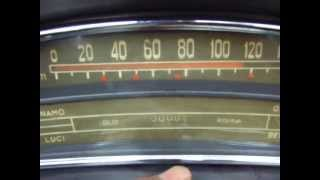 Mileage Fiat 1100   test