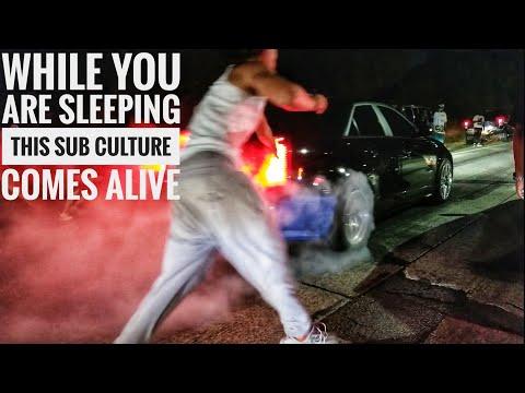 Underground Street Racing Of New York City Exposed : CTSV Vs BMW M5 & More