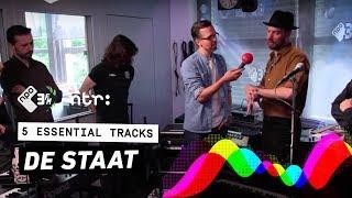 De Staat in 5 Essential Tracks: De Staat - 'Murder Death'