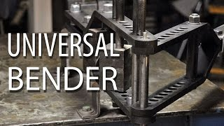 Manual Metal Benders