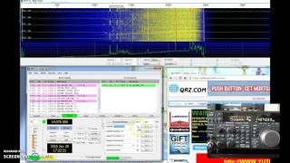 ham radio wsjt x jt65 basic beginner tutorial