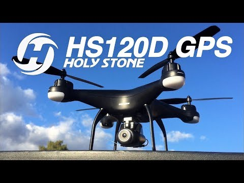 Holy Stone HS120D 1080p GPS Drone