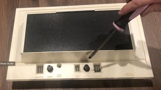 Magnavox Odyssey Restoration (1st Gąme Console!)