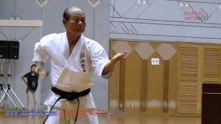 Tsutomu Nakahodo, Kanchin