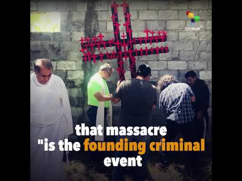 The San Fernando massacre