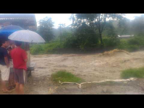 Itanagar flood