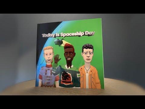 A Children's Book Written By AI