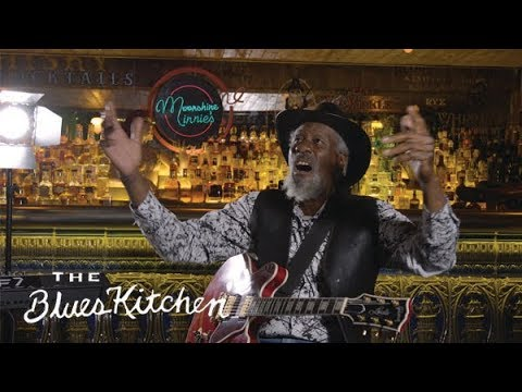The Blues Kitchen Presents: Robert Finley 'Holy Wine' [Live Performance]