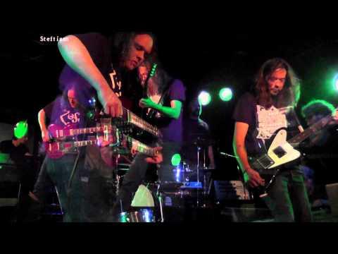 Monomyth - Vanderwaalskrachten - Vile Vortices @ Elektra Sliedrecht  zoom H4n live recording