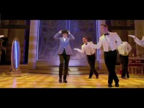 Robert Lindsay in Dirty Rotten Scoundrels, Savoy Theatre, 2014  ATG