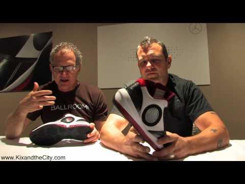 KixandtheCity.com: Tinker Hatfield and Mark Smith Breakdown the Air Jordan 2010