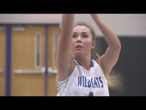 Shaylee Gonzales stars at Mesquite High School