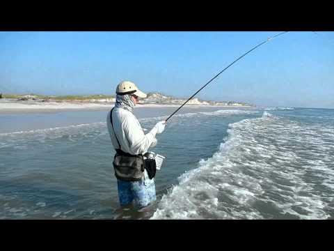 Fly Fishing Jacksonville Surf 1
