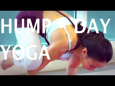 The Goldwater Hump-Day Yoga Hour Episode 01