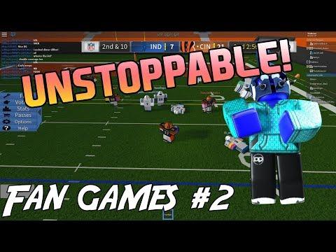 UNSTOPPABLE! [LEGENDARY FOOTBALL FAN GAMES #2]